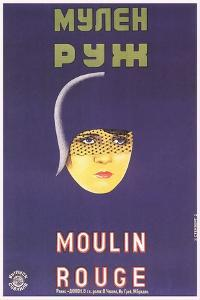 Russian Moulin Rouge Film Poster