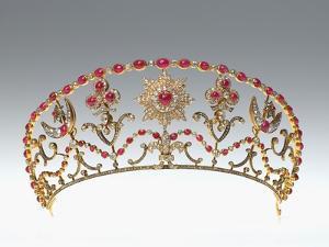 Russian Tsarist Diadem