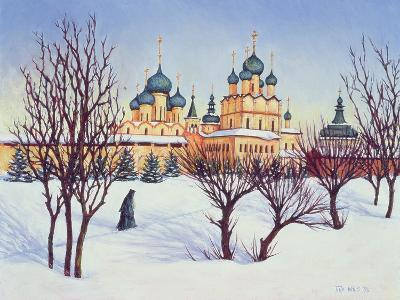 Russian Winter, 2004-Tilly Willis-Giclee Print