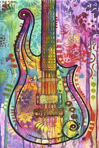 Prince Cloud Guitar, Guitars, Music, String Instruments, Musicians, Pop Art, Drips, Colorful, Rock by Russo Dean
