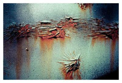 Rust Frequencies I-Jean-Fran?ois Dupuis-Art Print