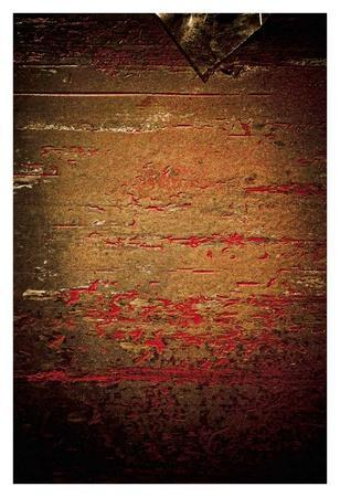 Rust in Red and Green II-Jean-Fran?ois Dupuis-Art Print