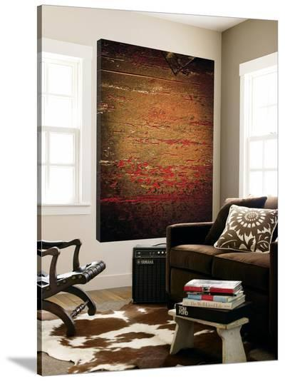 Rust in Red and Green II-Jean-Fran?ois Dupuis-Loft Art
