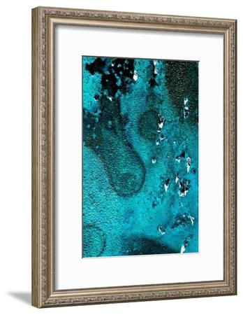 Rust Ocean I-Jean-François Dupuis-Framed Art Print