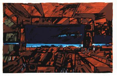 Rusted Room-John Hultberg-Premium Edition