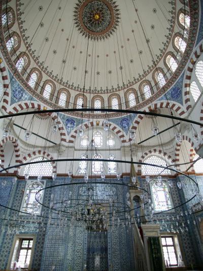 Rustem Pasha Mosque, Istanbul, Turkey, Europe-Godong-Photographic Print