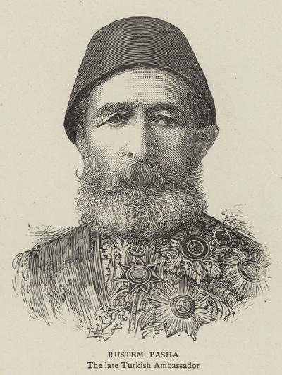 Rustem Pasha--Giclee Print