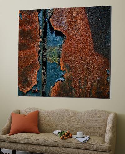 Rustic Abstract I-Jean-Fran?ois Dupuis-Loft Art