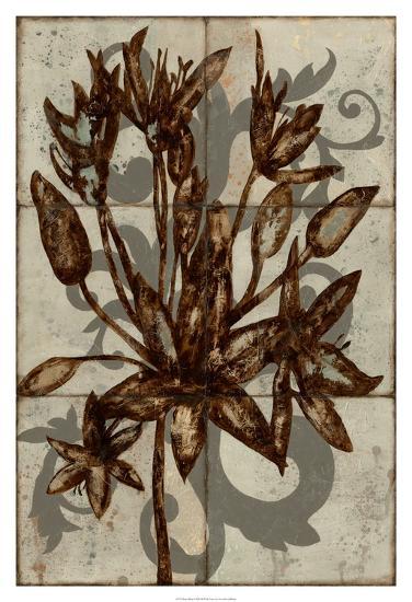 Rustic Allium-Jennifer Goldberger-Premium Giclee Print