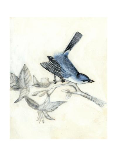 Rustic Aviary III-Naomi McCavitt-Art Print