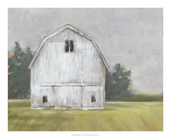 Rustic Barnyard I-Ethan Harper-Art Print