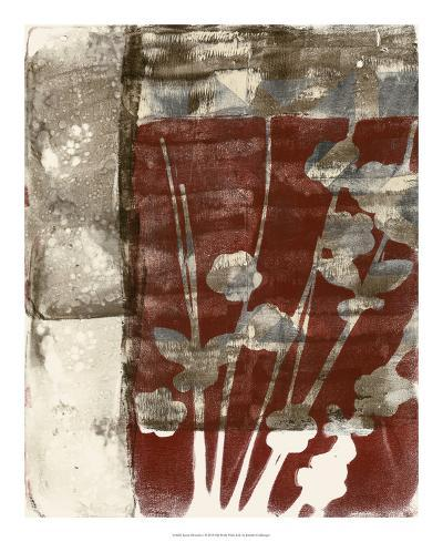 Rustic Blossoms I-Jennifer Goldberger-Giclee Print