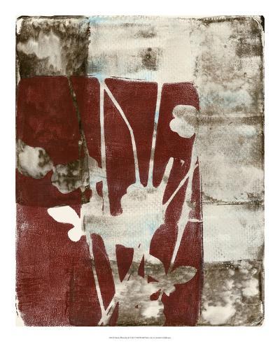 Rustic Blossoms II-Jennifer Goldberger-Giclee Print
