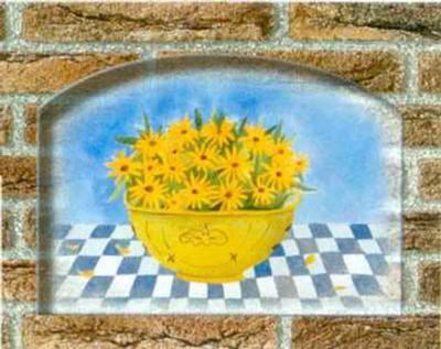 Rustic Bouquets I-C. Potter-Art Print