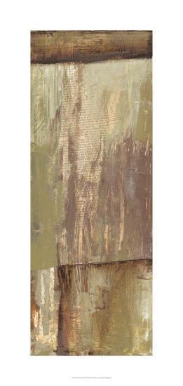 Rustic Earth I-Jennifer Goldberger-Limited Edition