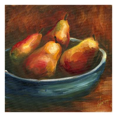 Rustic Fruit I-Ethan Harper-Art Print