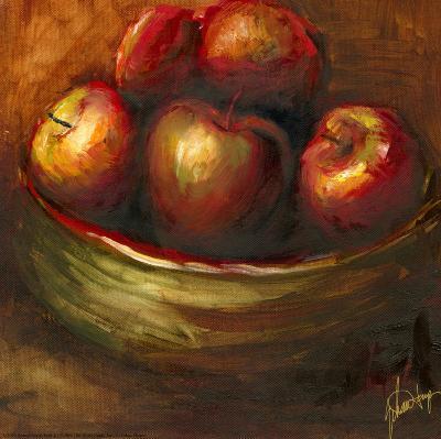Rustic Fruit III-Ethan Harper-Art Print