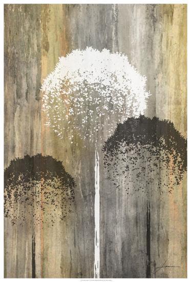 Rustic Garden I-James Burghardt-Art Print