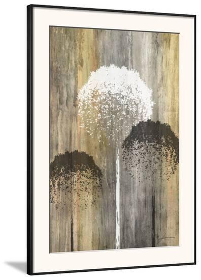 Rustic Garden I-James Burghardt-Framed Art Print