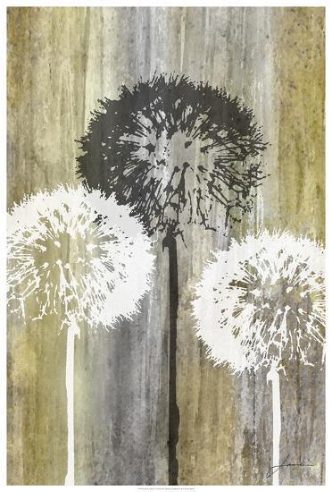 Rustic Garden II-James Burghardt-Art Print