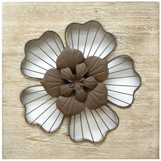Rustic Lotus Flower Ii Home Accessories By Art Com