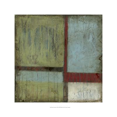 Rustic Minimalism I-Jennifer Goldberger-Art Print