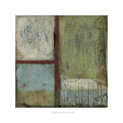 Rustic Minimalism II-Jennifer Goldberger-Art Print