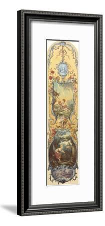 Rustic Pursuits I-Francois Boucher-Framed Premium Giclee Print
