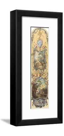 Rustic Pursuits III-Francois Boucher-Framed Premium Giclee Print