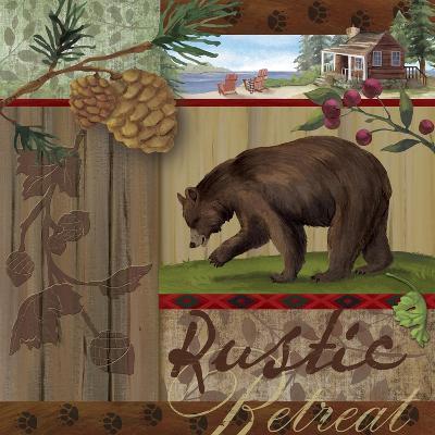 Rustic Retreat I-Fiona Stokes-Gilbert-Giclee Print