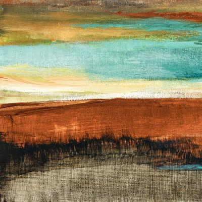 Rustic Sea Square I-Lanie Loreth-Premium Giclee Print