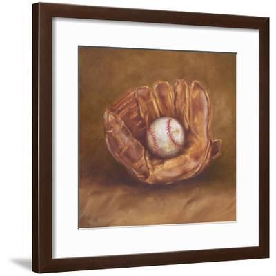 Rustic Sports III-Ethan Harper-Framed Art Print