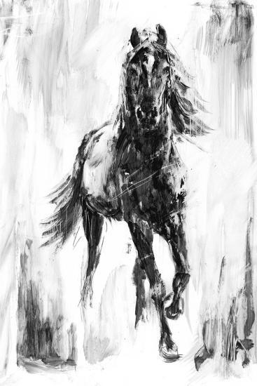 Rustic Stallion I-Ethan Harper-Premium Giclee Print