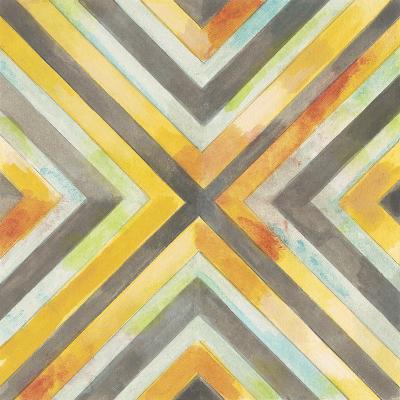 Rustic Symetry 3-Norman Wyatt Jr^-Art Print