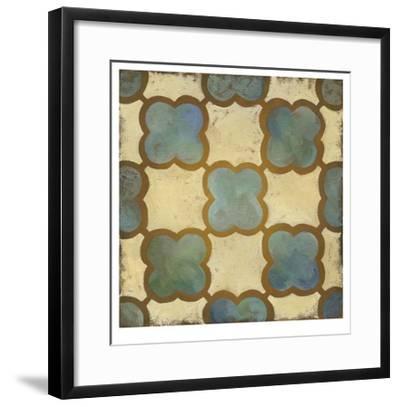 Rustic Symmetry IV-Chariklia Zarris-Framed Limited Edition