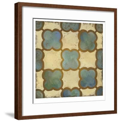 Rustic Symmetry IV-Chariklia Zarris-Framed Limited Edition