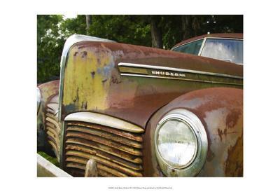 Rusty Hudson II-Danny Head-Art Print