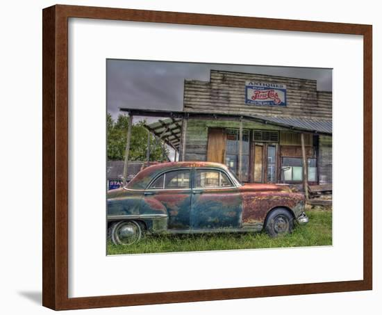 Rusty Olds 2-Bob Rouse-Framed Photographic Print