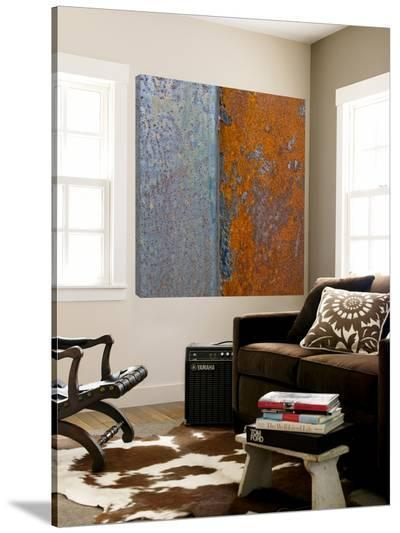 Rusty Panel I-Jean-Fran?ois Dupuis-Loft Art