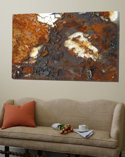 Rusty Panel-Jean-Fran?ois Dupuis-Loft Art