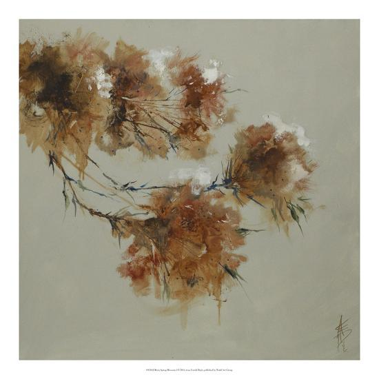 Rusty Spring Blossoms I-Anne Farrall Doyle-Giclee Print