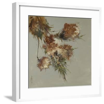 Rusty Spring Blossoms III-Anne Farrall Doyle-Framed Giclee Print
