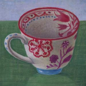 Anthropologie Cup by Ruth Addinall