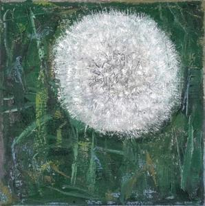 Dandelion Head by Ruth Addinall
