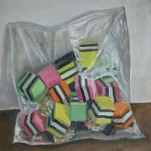 Liquorice Allsorts by Ruth Addinall