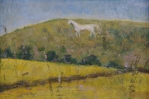 The White Horse by Ruth Addinall