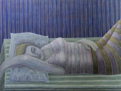 To Sleep, Perchance to Dream (Stripes), 2014