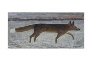 Winter Fox, 2014 by Ruth Addinall