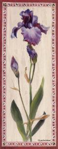 Iris Panel I by Ruth Baderian