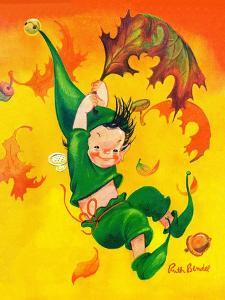 Elf Parachute - Jack & Jill by Ruth Bendel